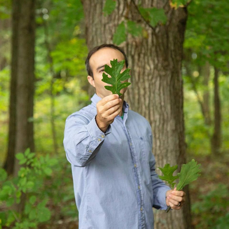 - José Fernández holds first ARBOR ED™ tree ID workshop