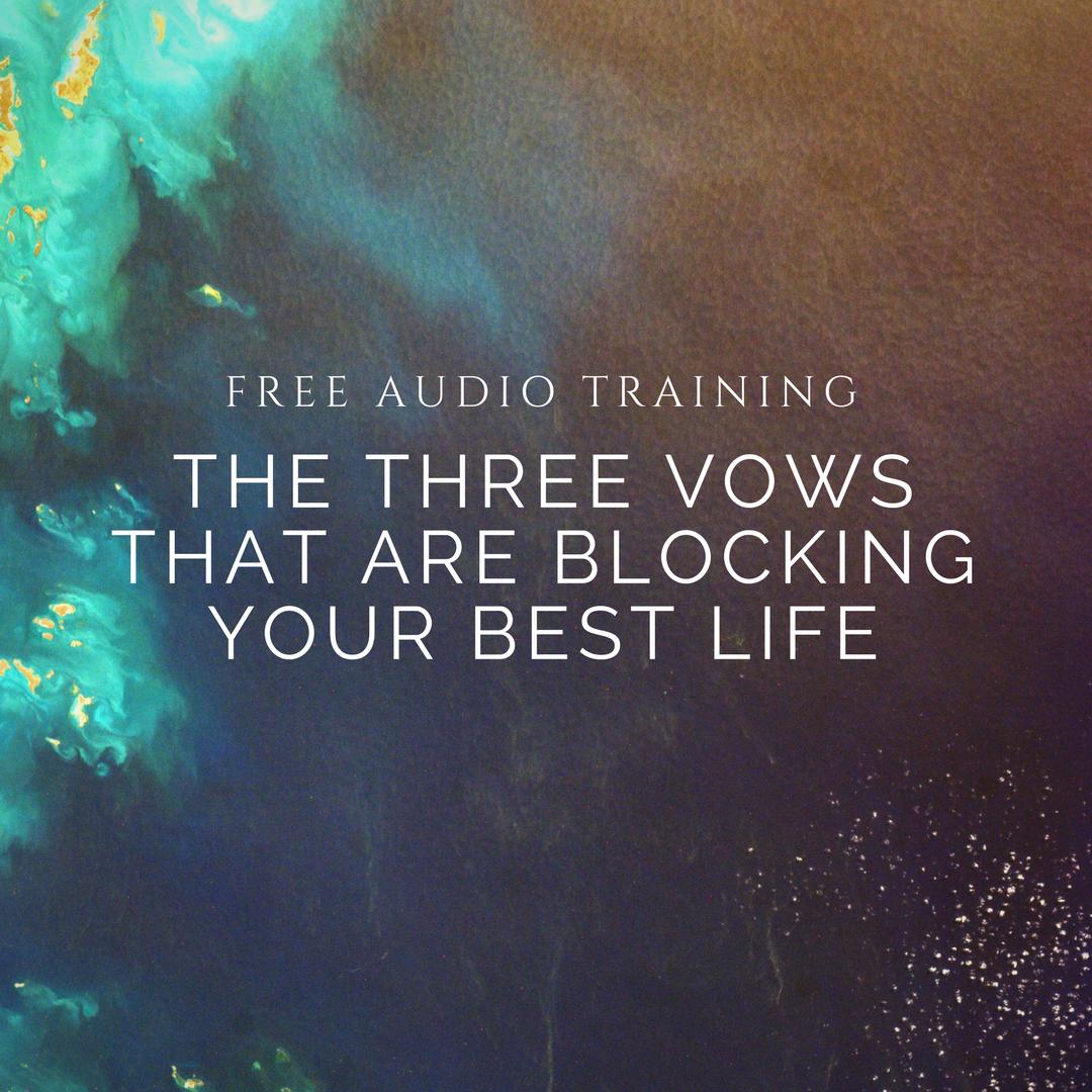 three vows free training.png