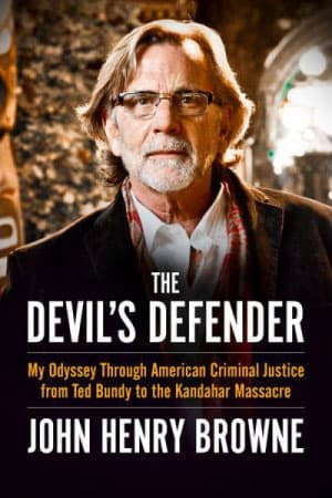 The Devil's Defender - A book by John Henry Browne