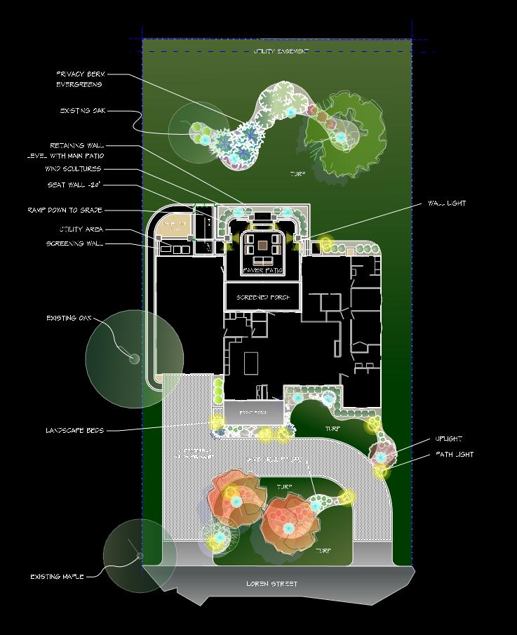 Roundtree Landscape Design