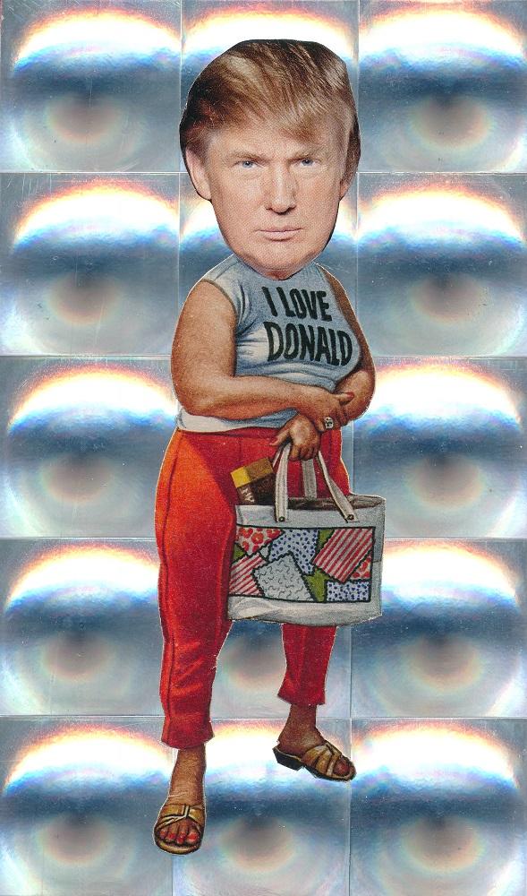 donald loves donald - DONALD