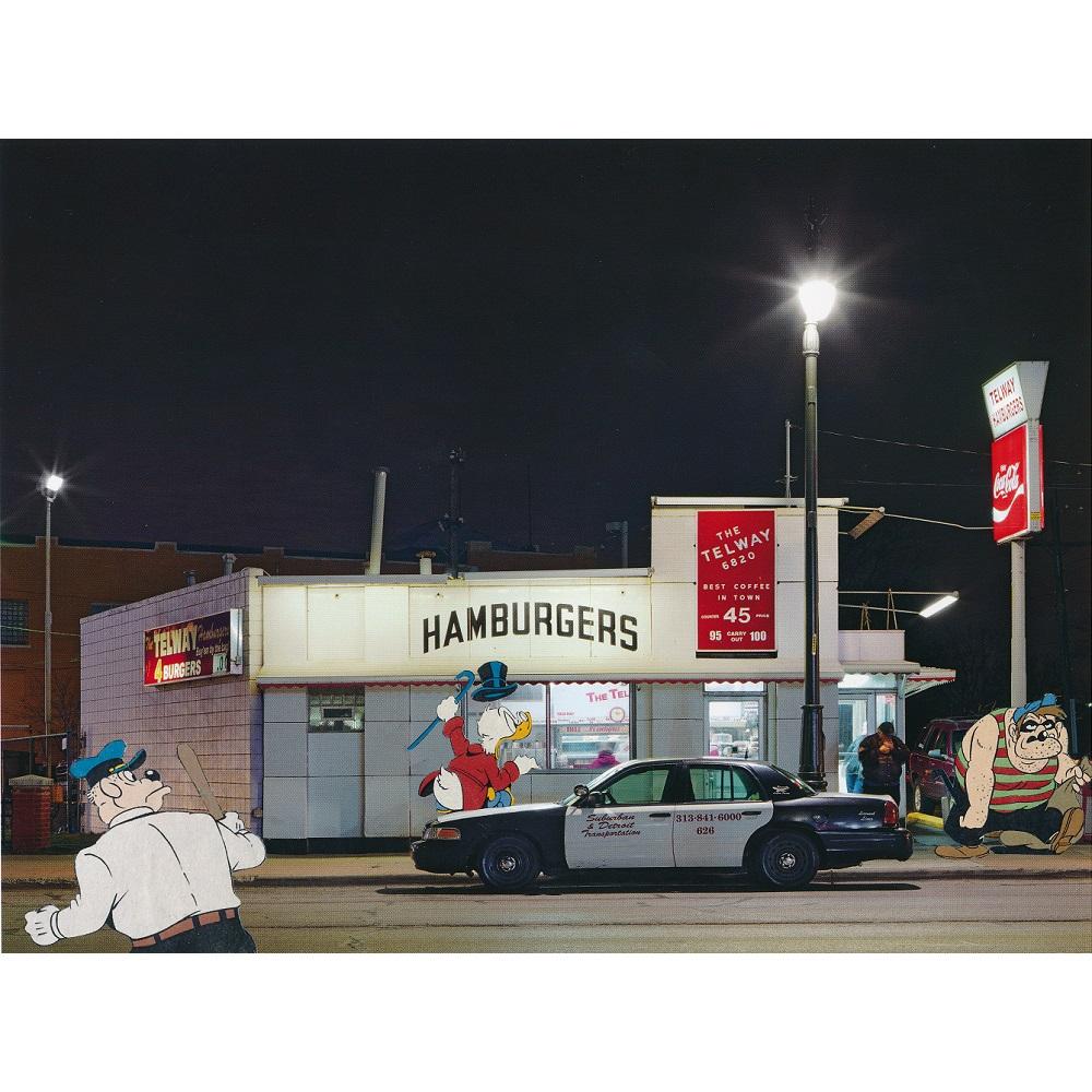 I want my Burger (sold)