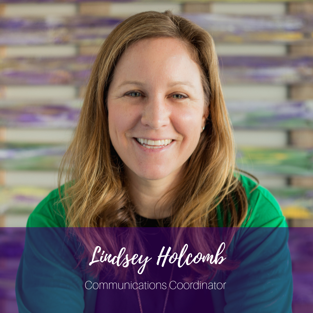 lindsey holcomb  Communications coordinator