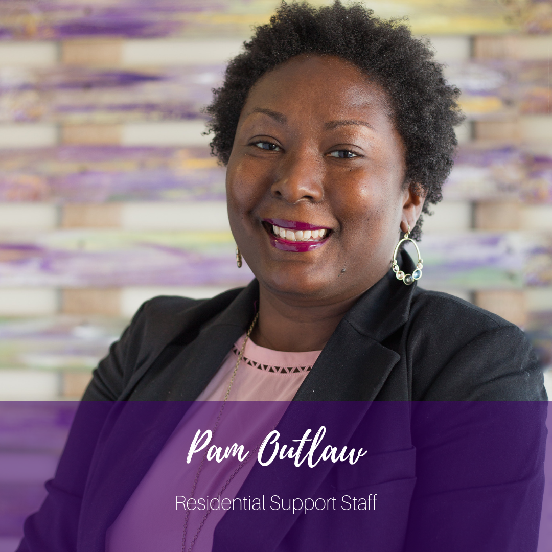 pam outlaw  residential support staff