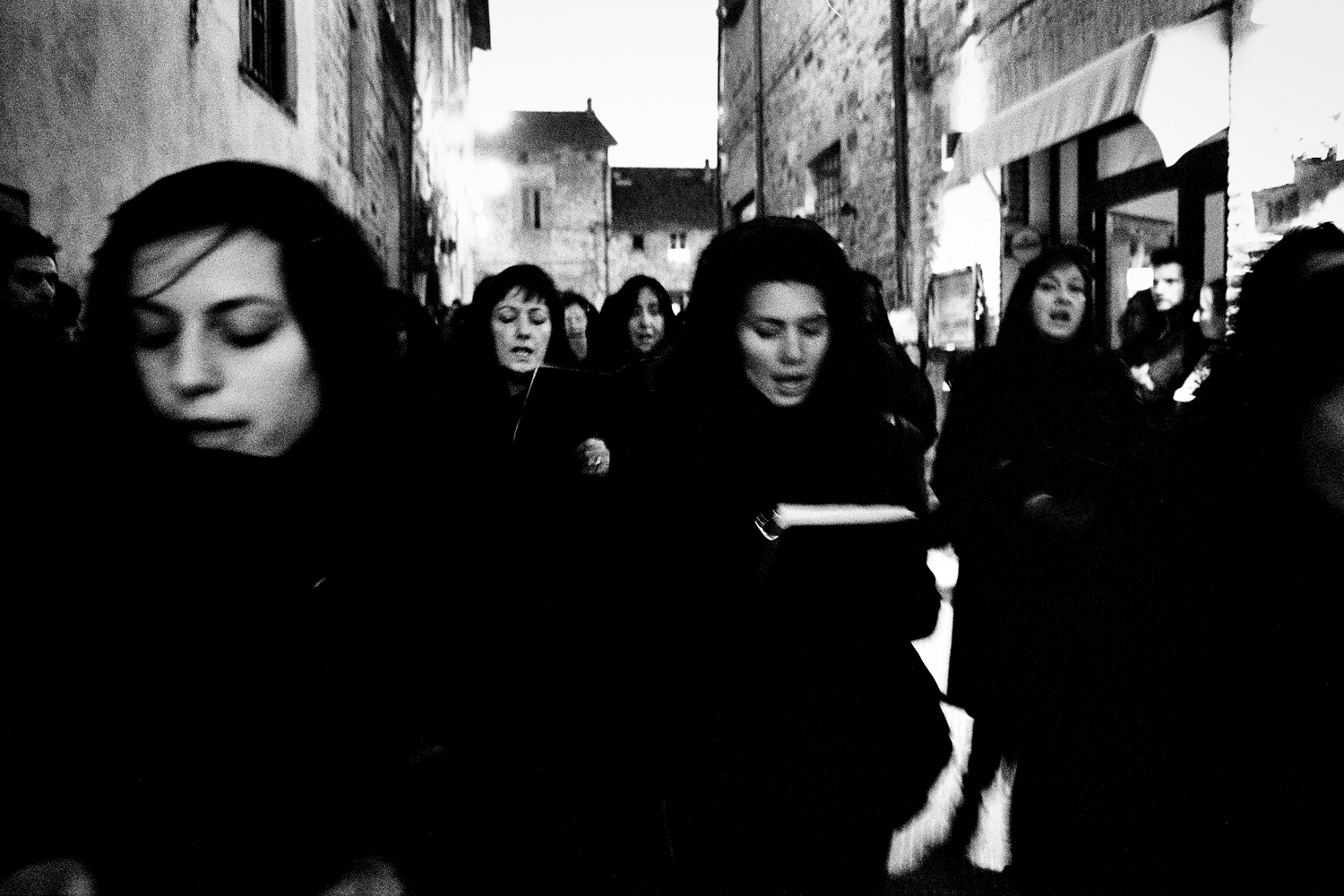 Corpus Christi - A documentation of one of the most ancient and still existing procession in Italy.