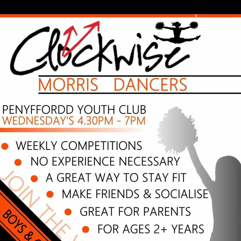 Clockwise Morris Dancers - Morris dancing troupe for children 2yrs +