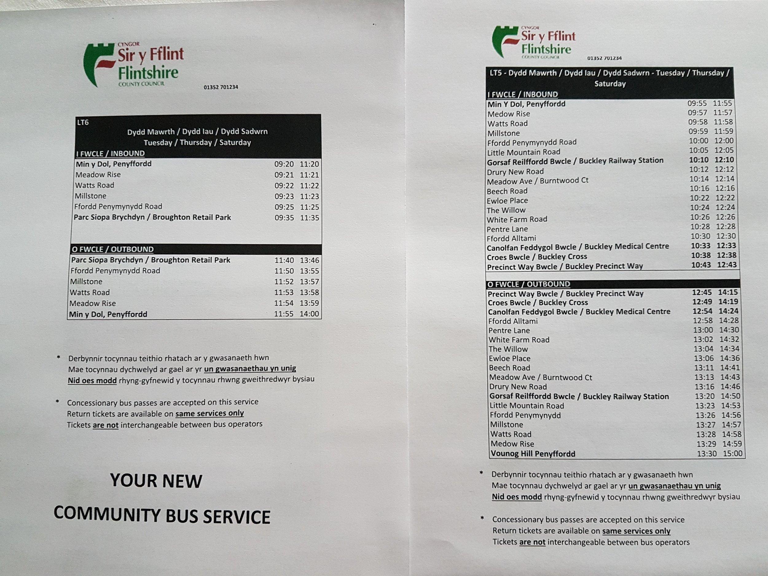 Community Bus Timetable - Feb - 2019.jpg
