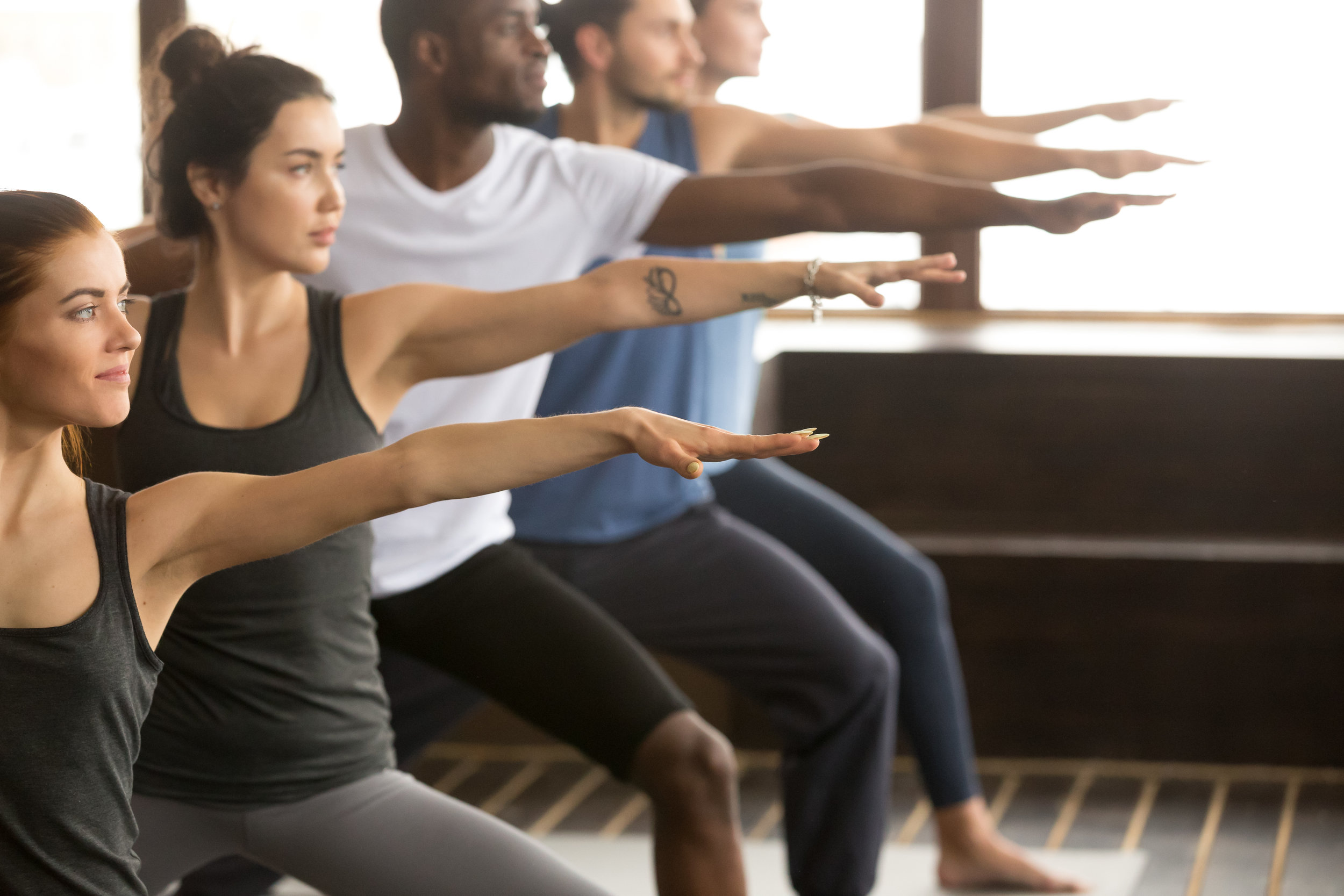 YOGA INSTRUCTOR TRAINING - CERTIFICATION STARTING THIS JANUARY