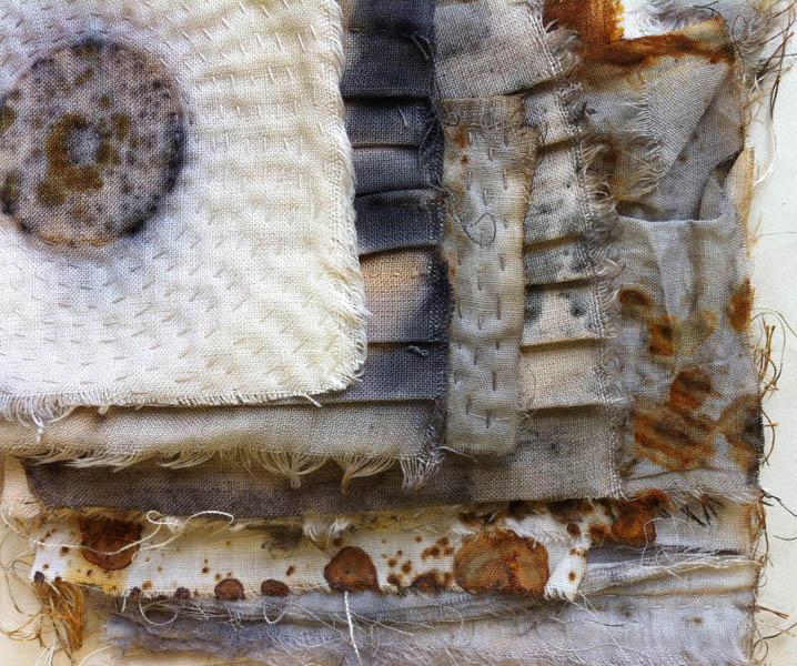 Alice Fox Stitch Fold Rust samples small.jpg