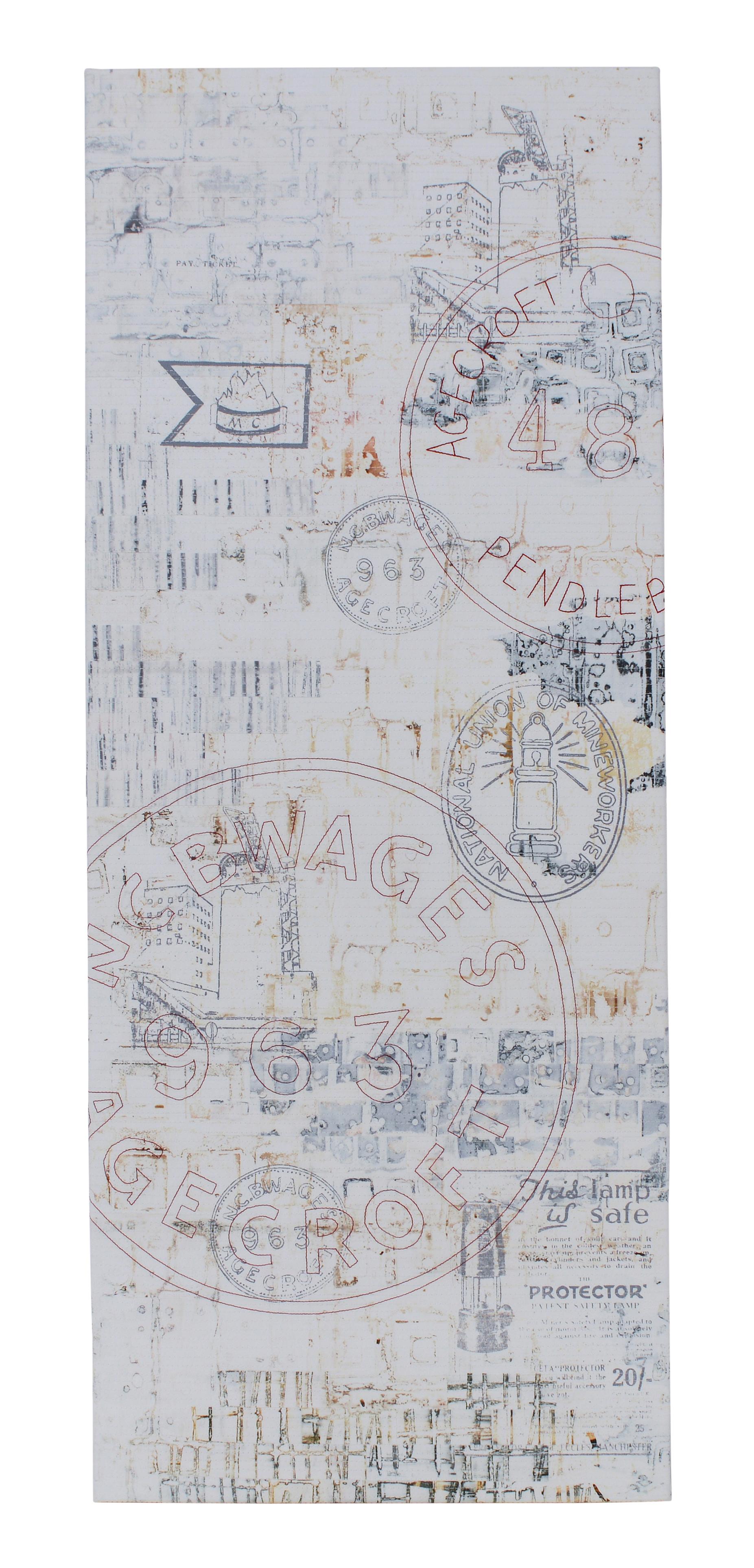 Agecroft (40cm x 100cm) £375