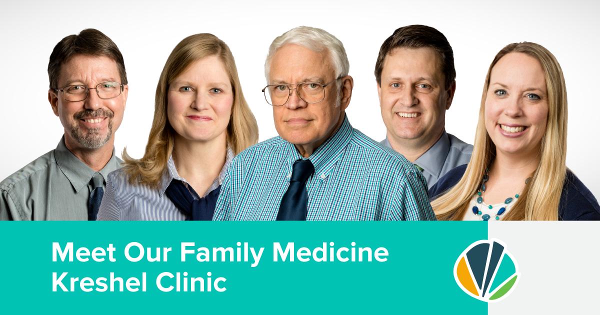 Family Medicine Kreshel Clinic — Bluestem Health - Family Medicine
