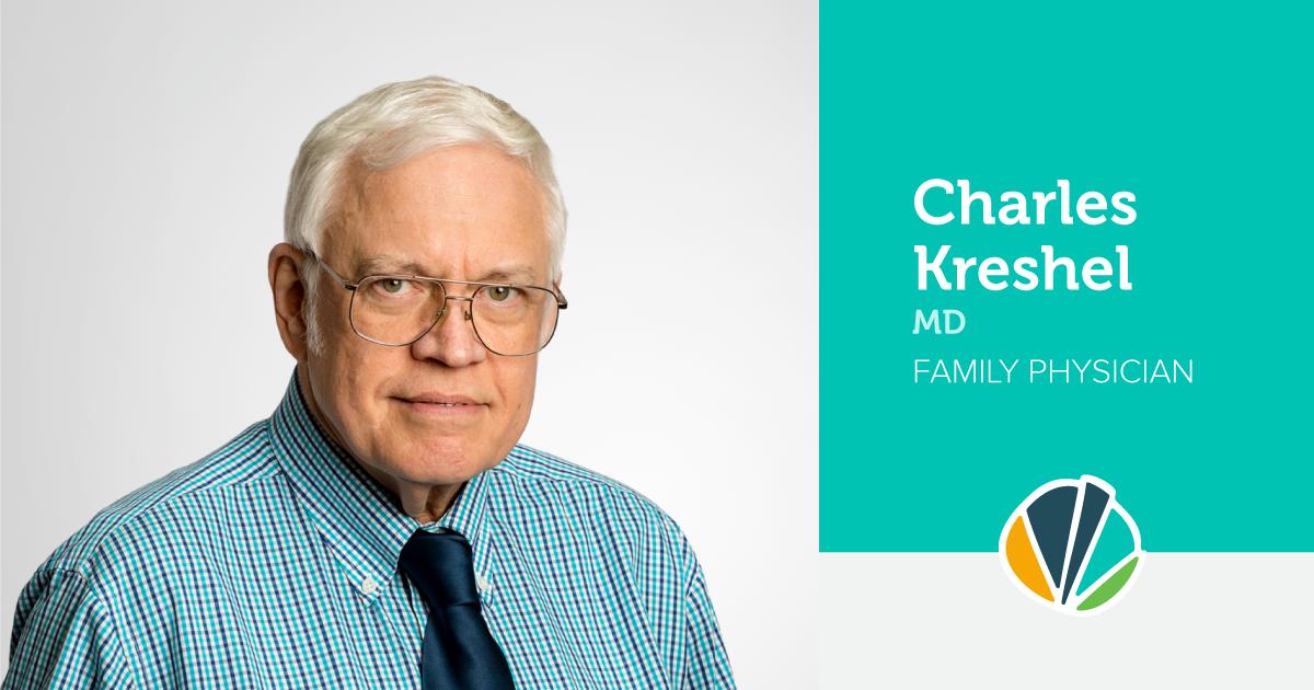 Main image of blog titled Meet Dr. Charles Kreshel, Family Physician