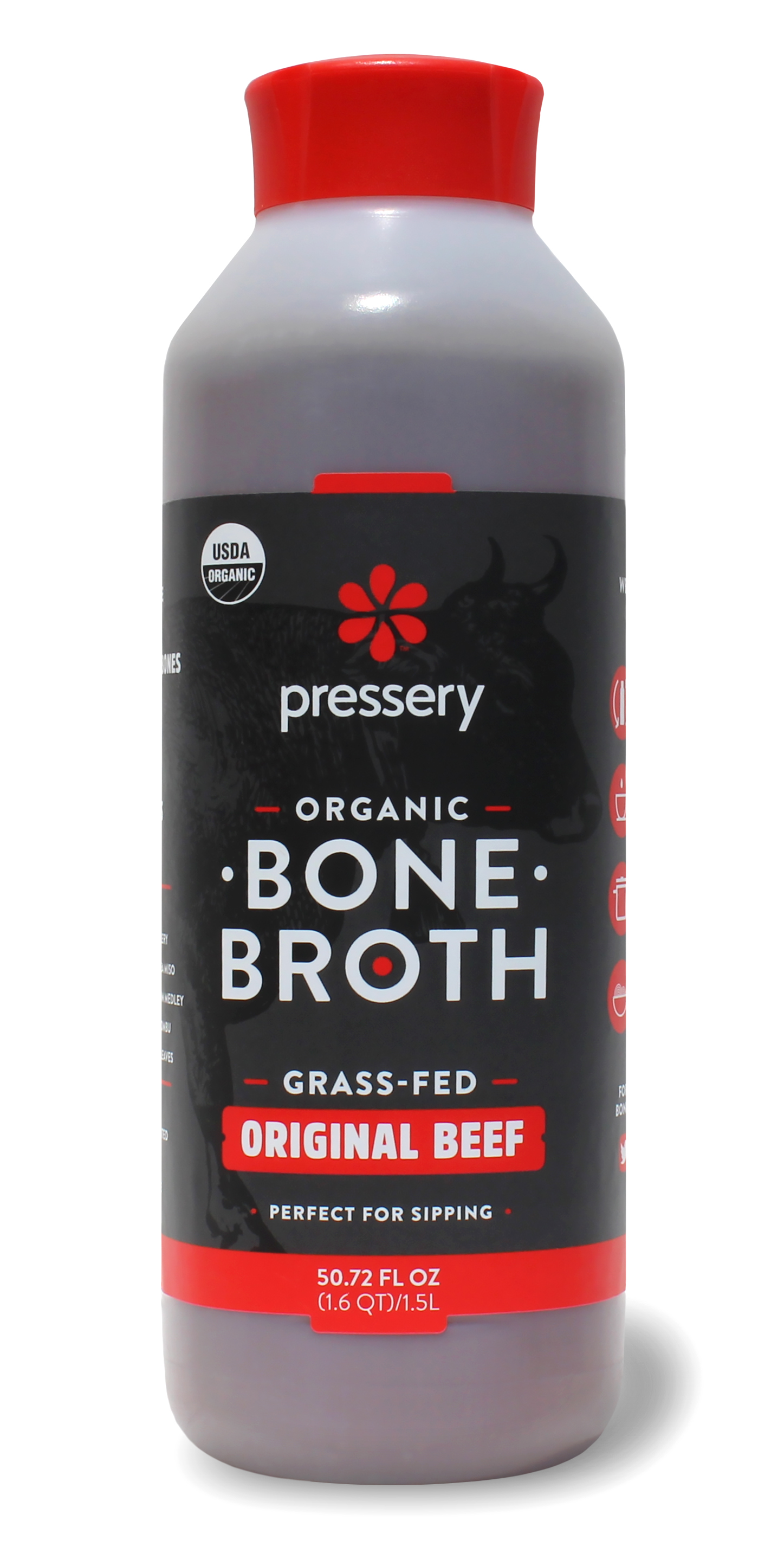 ORIGINAL BEEF - CERTIFIED USDA ORGANIC, MADE WITH GRASS-FED BEEF BONES