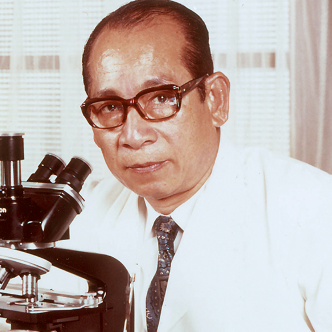 Momofuku Ando changed the landscape of shelf stable noodles when he invented the quick-cooking flash fried ramen noodle.