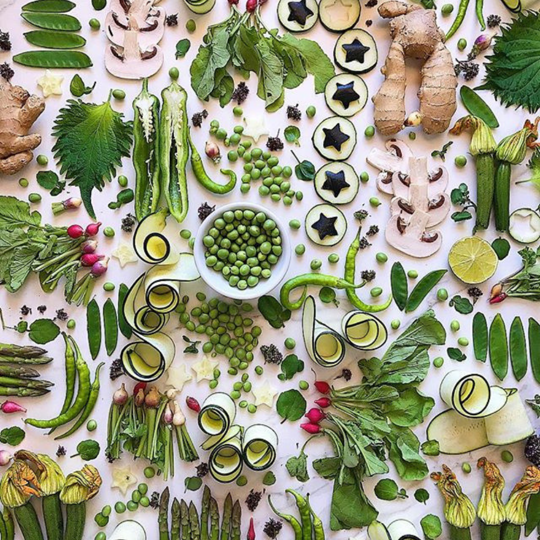 Beautiful photo by  Laura Ponts  to help illustrate the types of fiber-rich foods your digestive system craves.