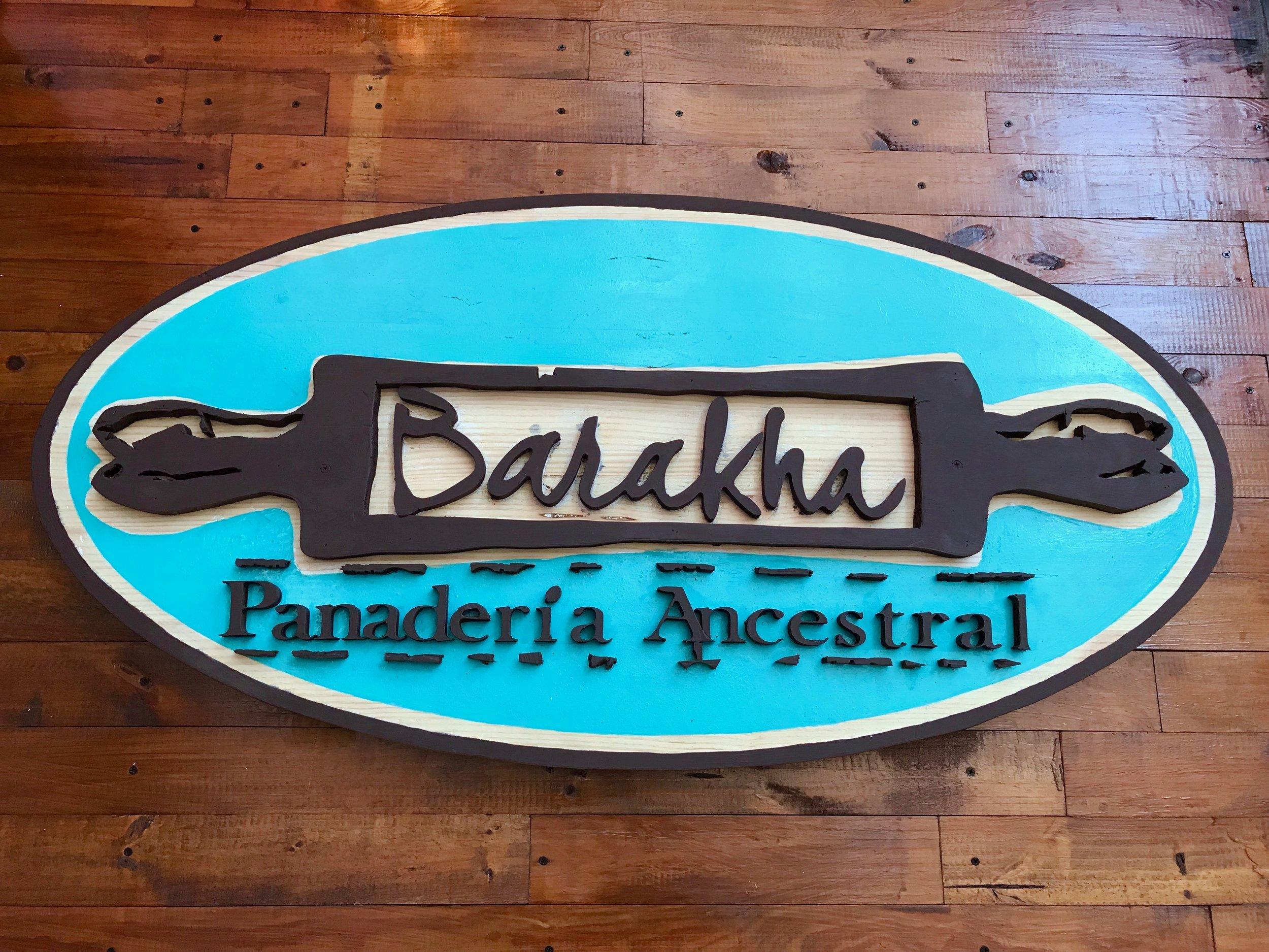 Barakha Panadería Ancestral  (Santa Teresita)  Barakha es una deliciosa panadería que trabaja con productos locales de alta calidad y hornea los panes más deliciosos de la ciudad.  Cra 1 Oeste #1-109 2º piso Super A  tel. 892 0135