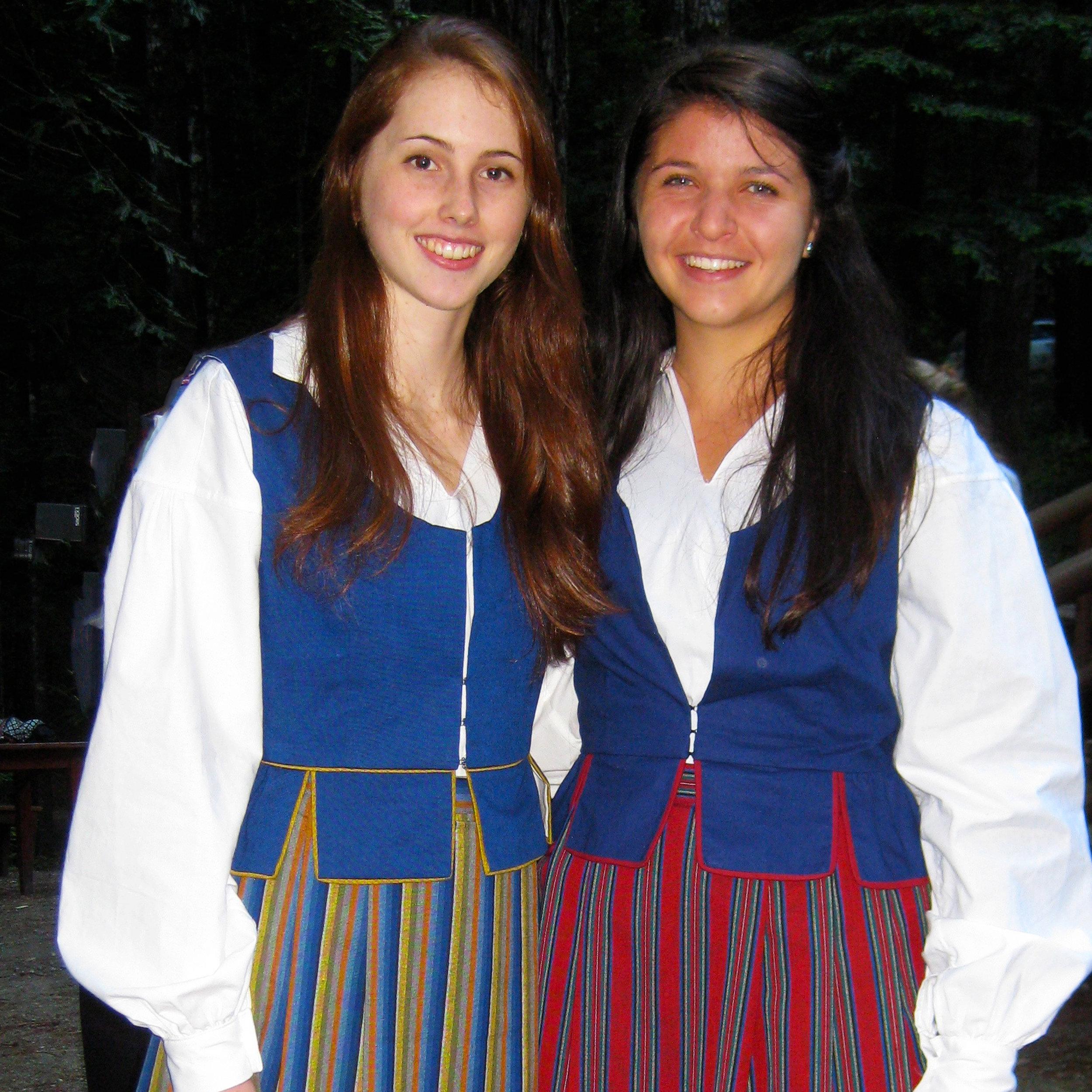 Boulder Spelemannslag - Costuming