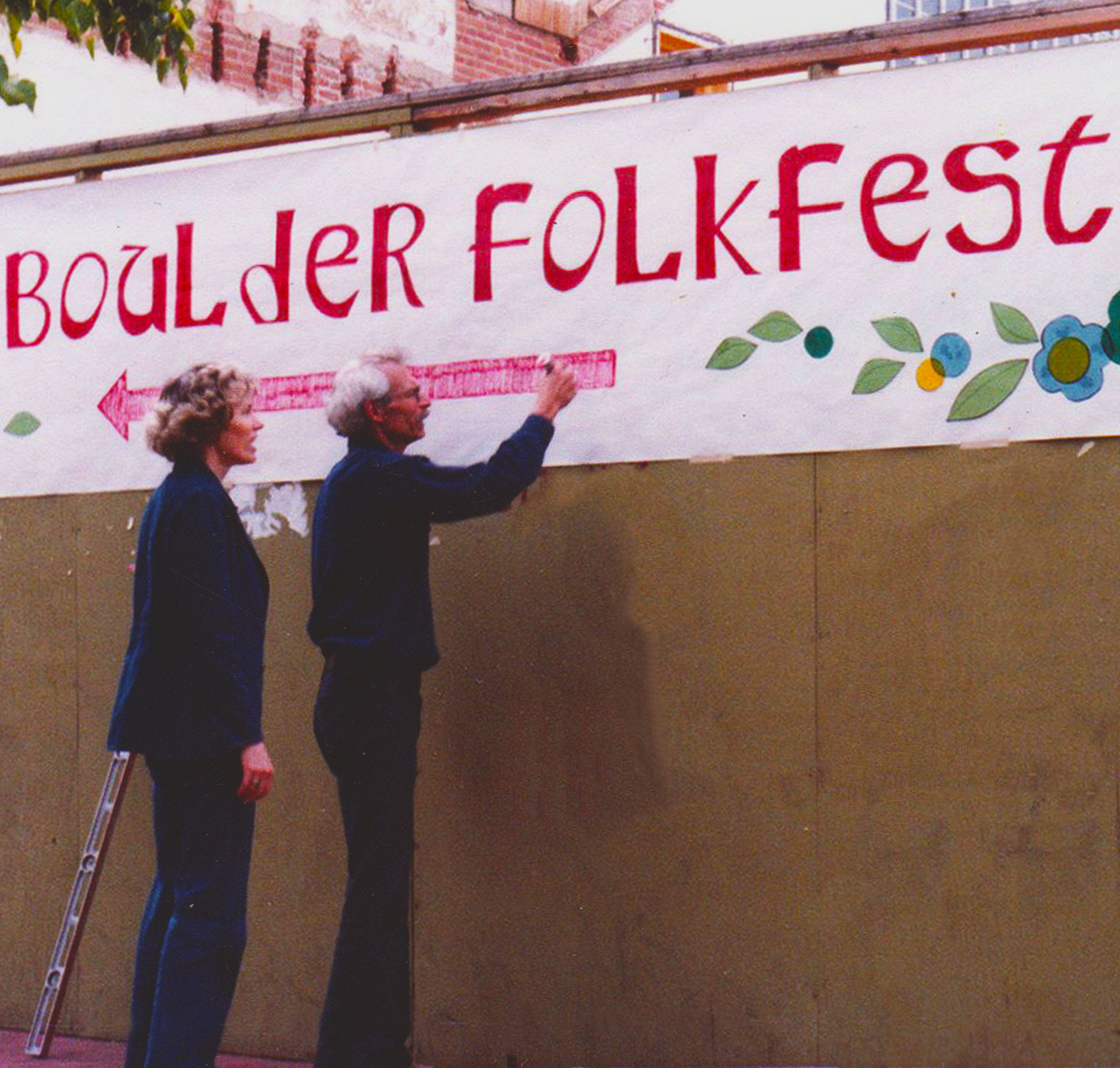 Boulder International Festival History