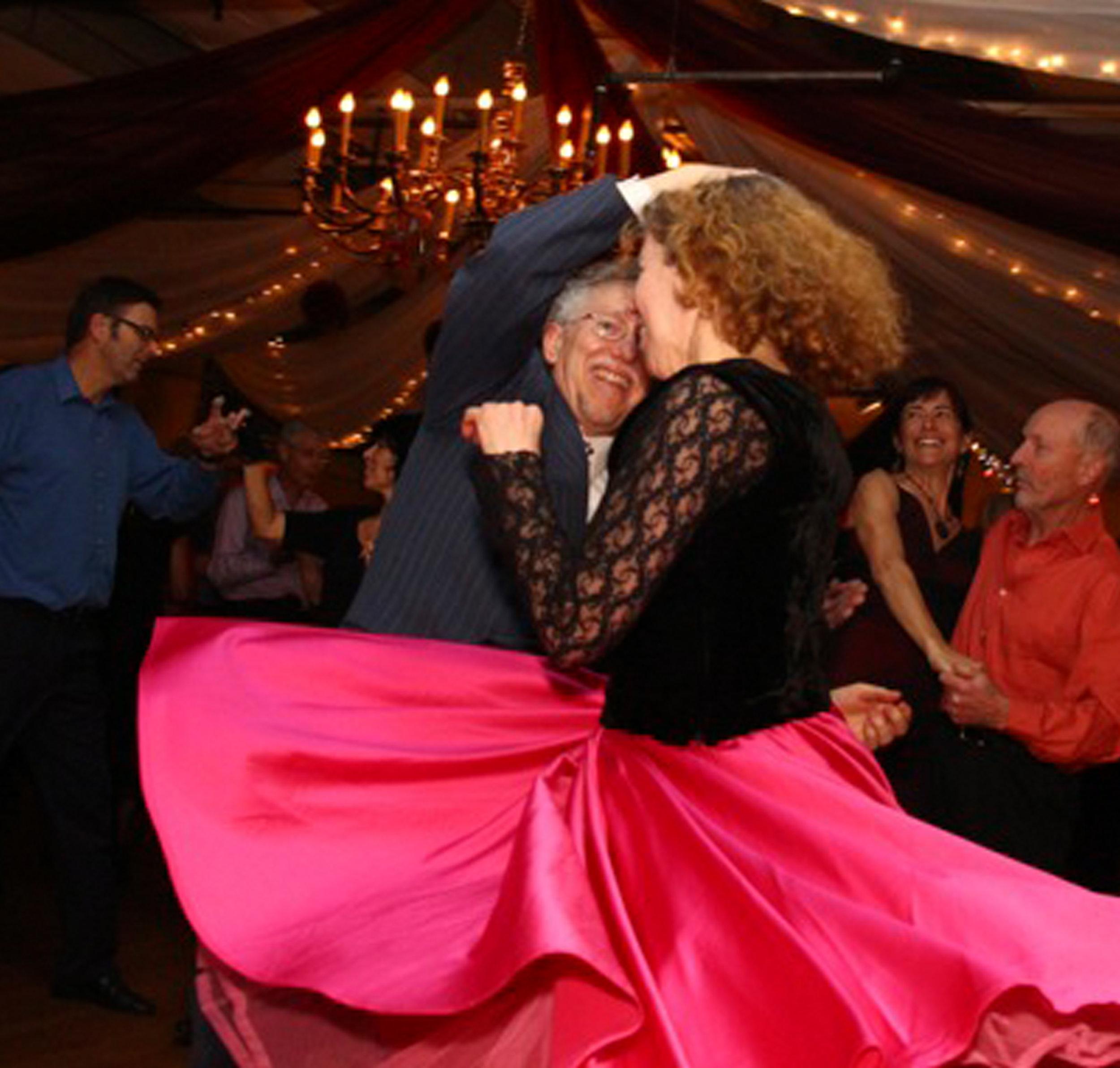 American Vernacular Dance: New Year's Eve