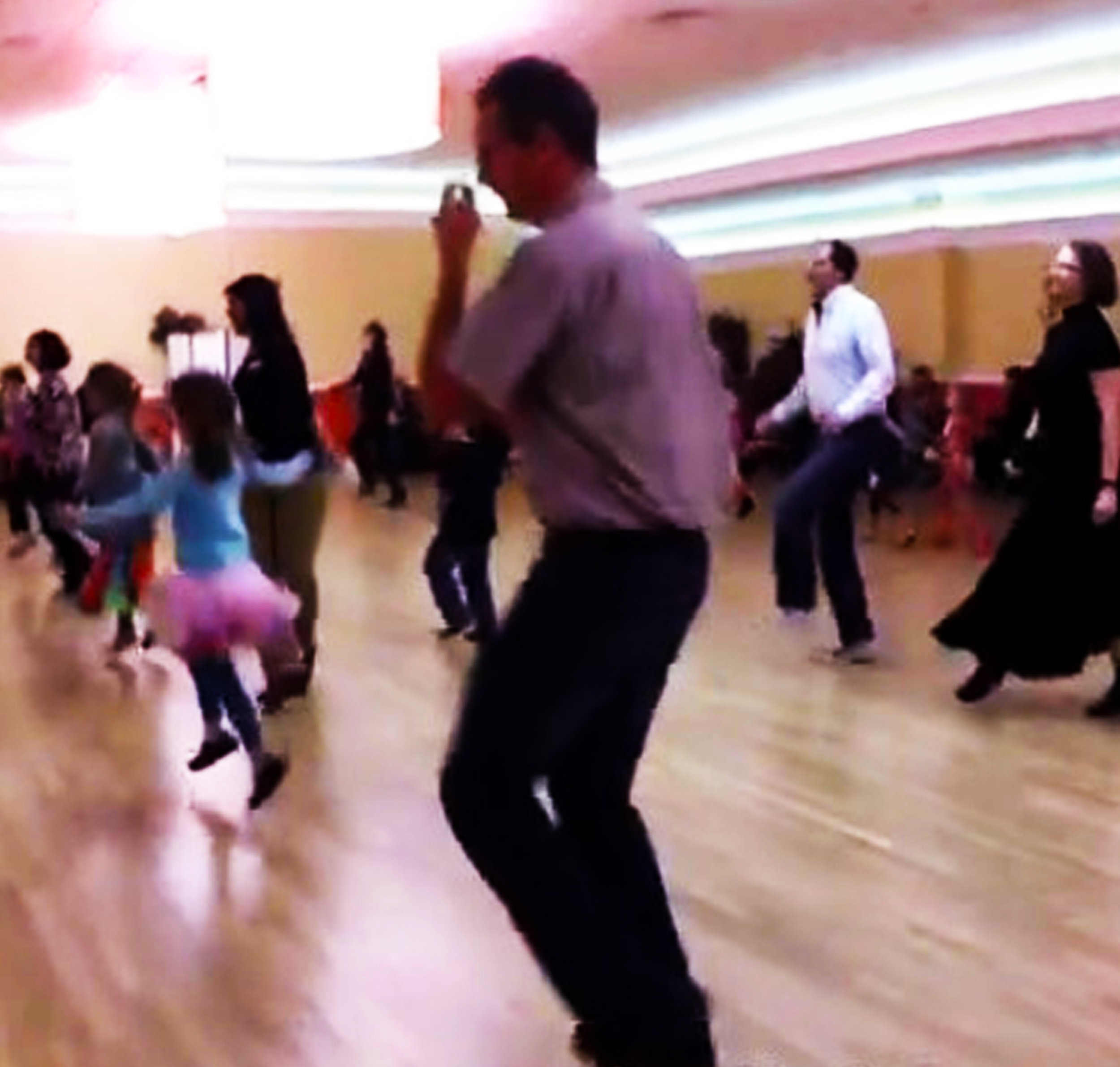 Boulder Family Dance