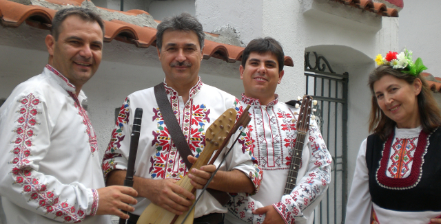 BIFD - Community Party with Bulgarika
