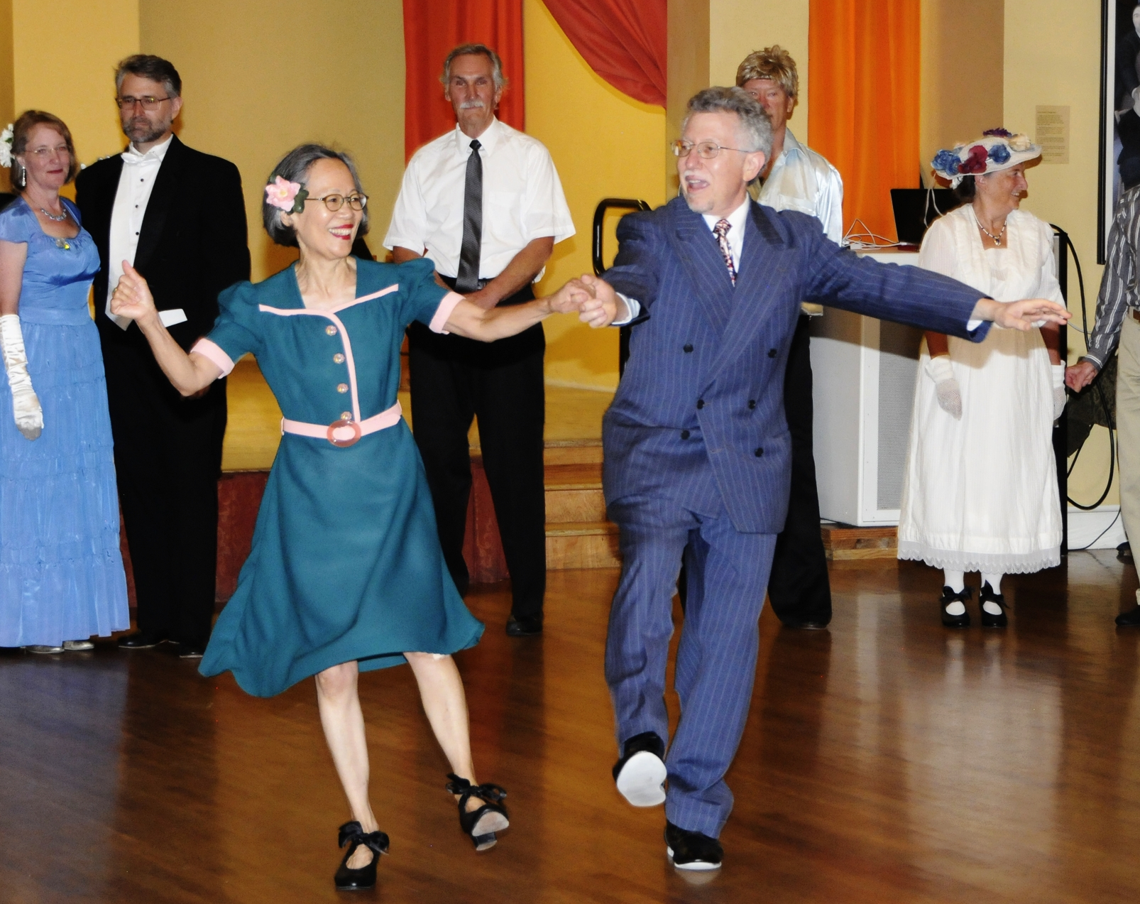 Watch Your Step: Dancing Through the Decades