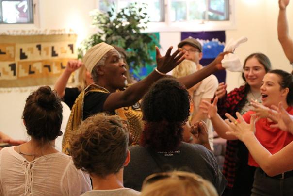 1000 Voices African Singing Fiesta