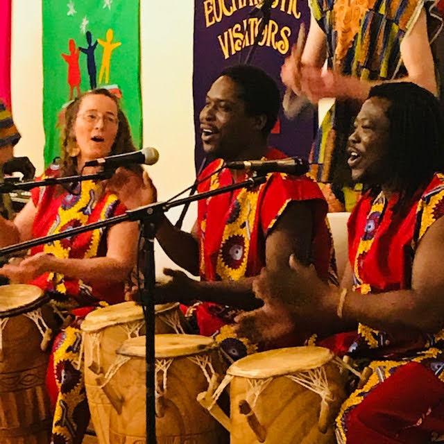 Logo Ligi's African Folklife Celebration