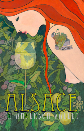 White Wine Festival Collection