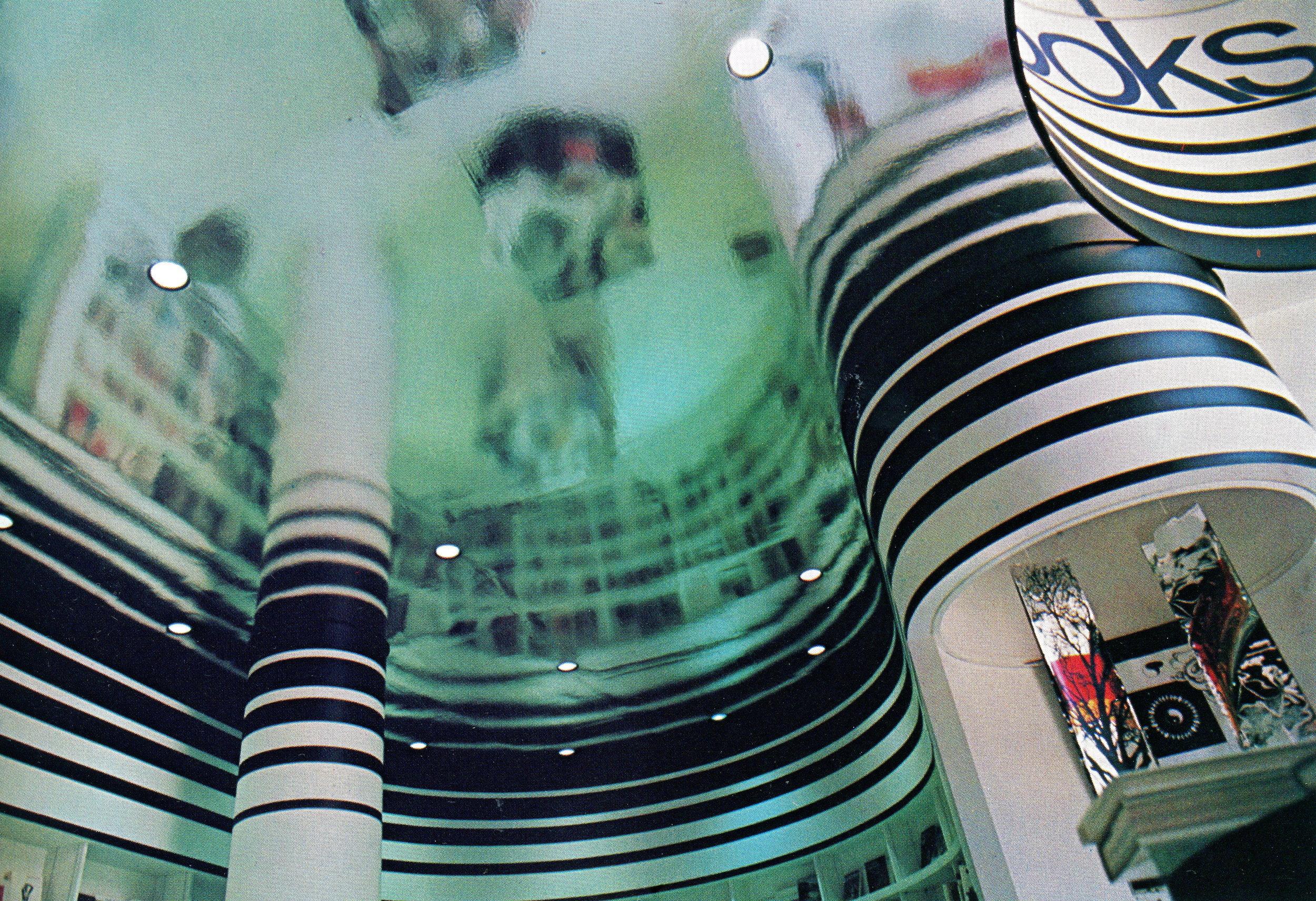 SF MOMA Bookstore.  Reis & Manwaring 1972