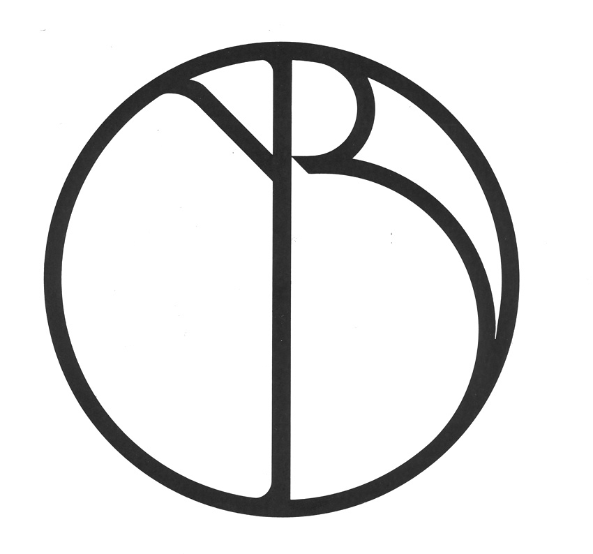 Bill Yoe Architect Personal Monogram 1977