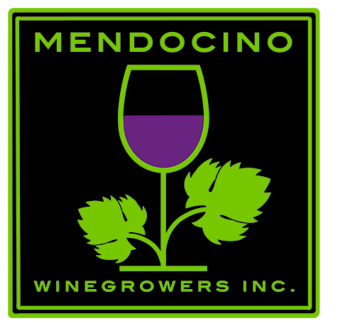 Mendocino Winegrowers Inc. Logo 2014