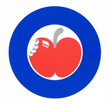 California Street Cooking School Logo.  Reis & Manwaring 1972