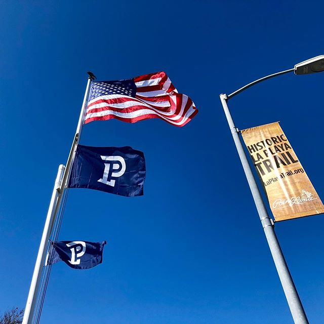 Point Loma flags now available! See them flying high at HomeStreet Bank on Rosecrans and Avenida De Portugal. #pointloma pointloman.com