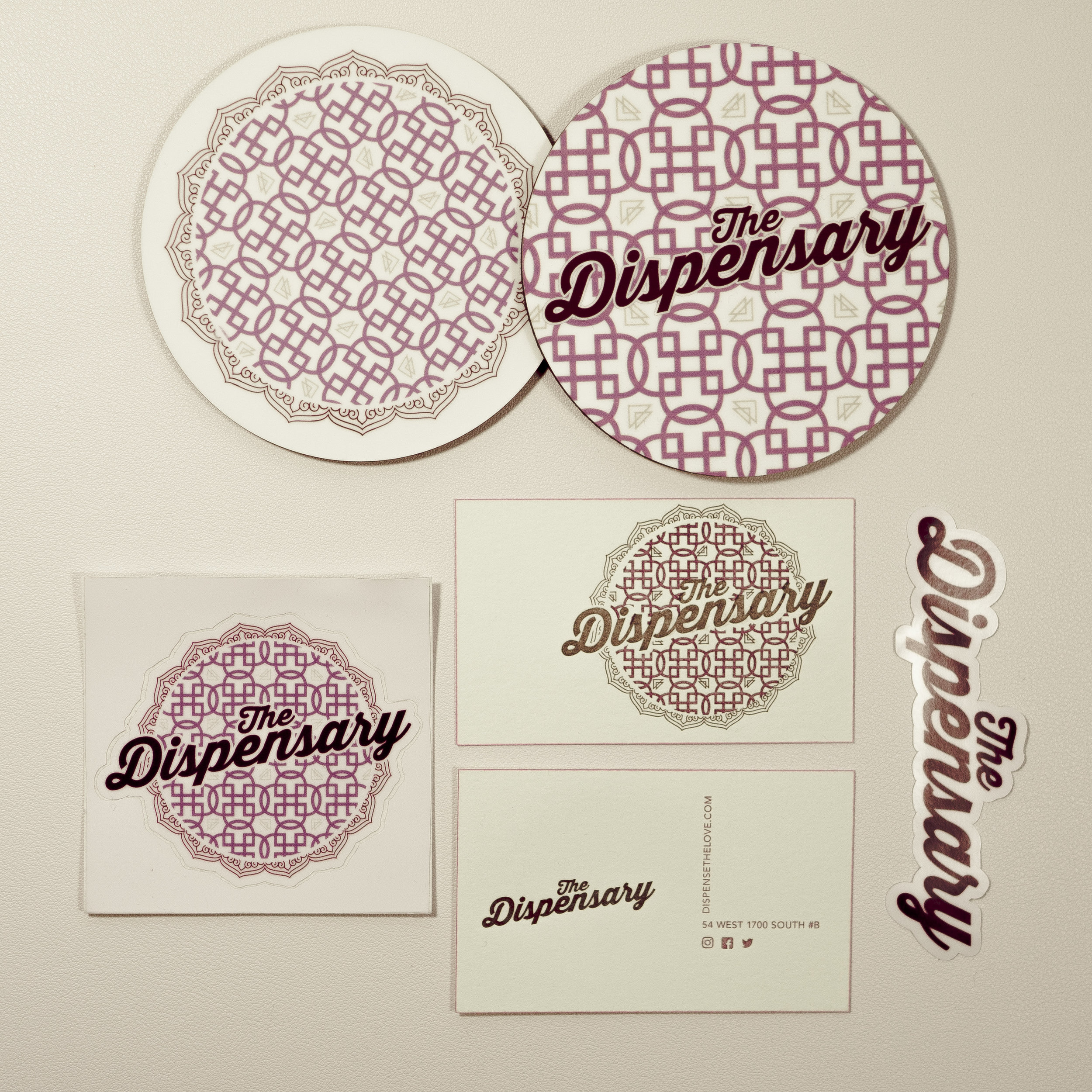 Dispensary Branding Project 2017