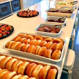 Business Lunch Catering Burger Bar