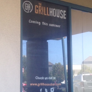 The Grill House is coming