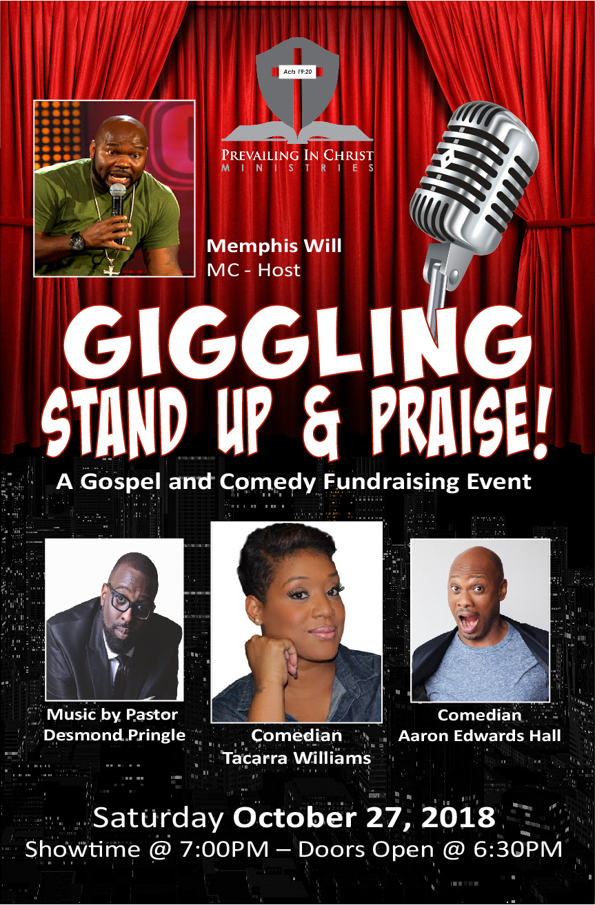 2018 Giggling Stand Up & Praise