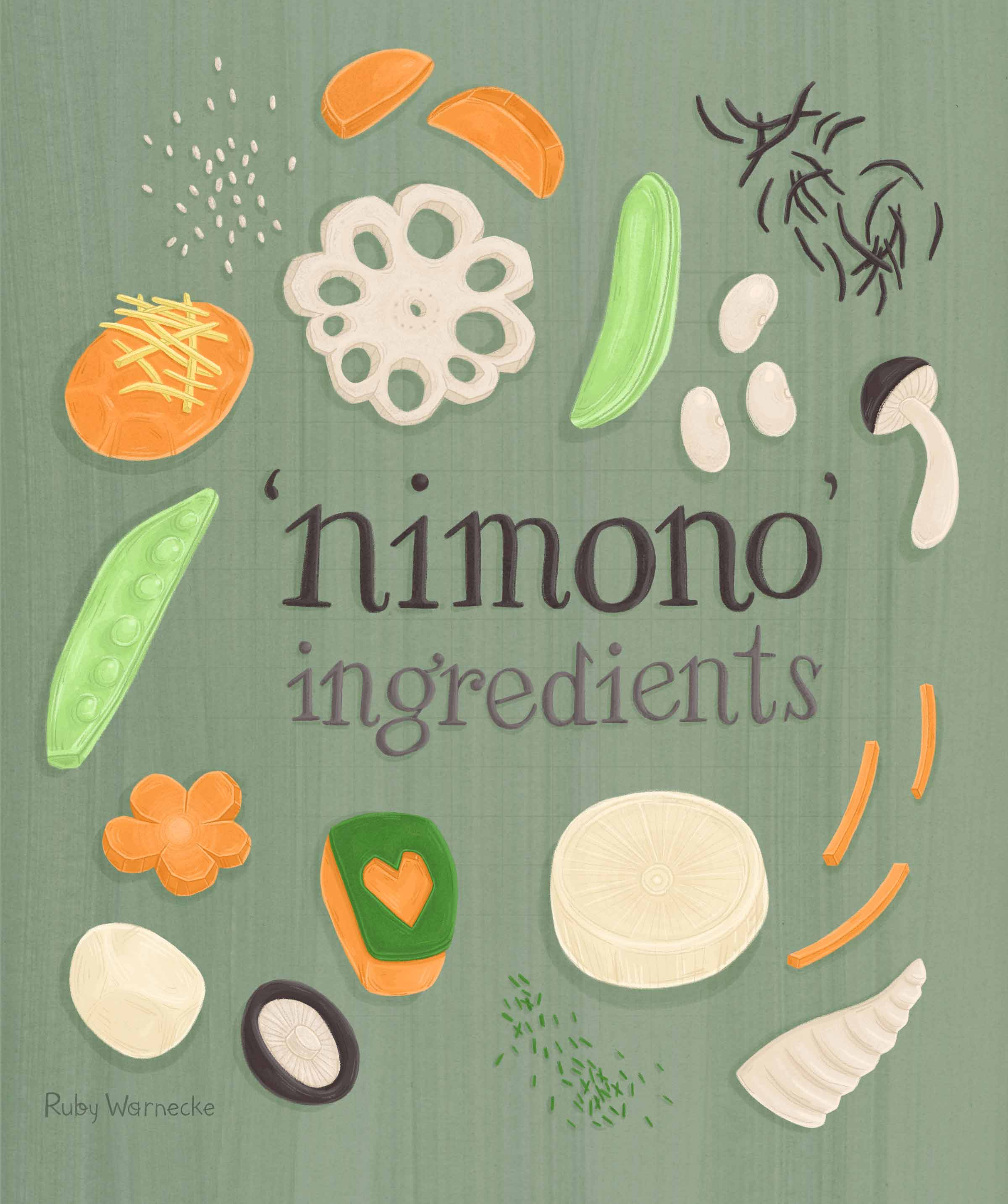 Copy of nimono ingredients