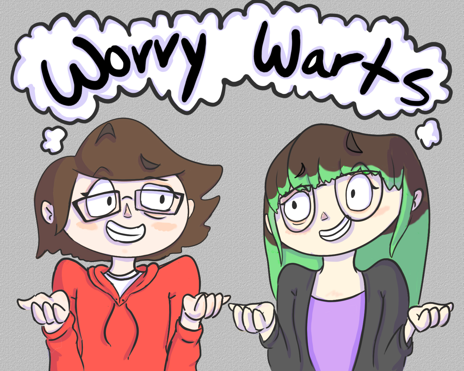 Worry Warts - Wednesday 4pm    Kristen Dossett & Mercedes D'Agostino   Two anxiety ridden art students trying to make sense of the world around them. We discuss topics ranging from day to day problems to existentialism in hopes of creating a relatable yet interesting commentary on the human condition. Did we mention that we're condescending art students?  Talk Show  Genre: Comedy/Lifestyle