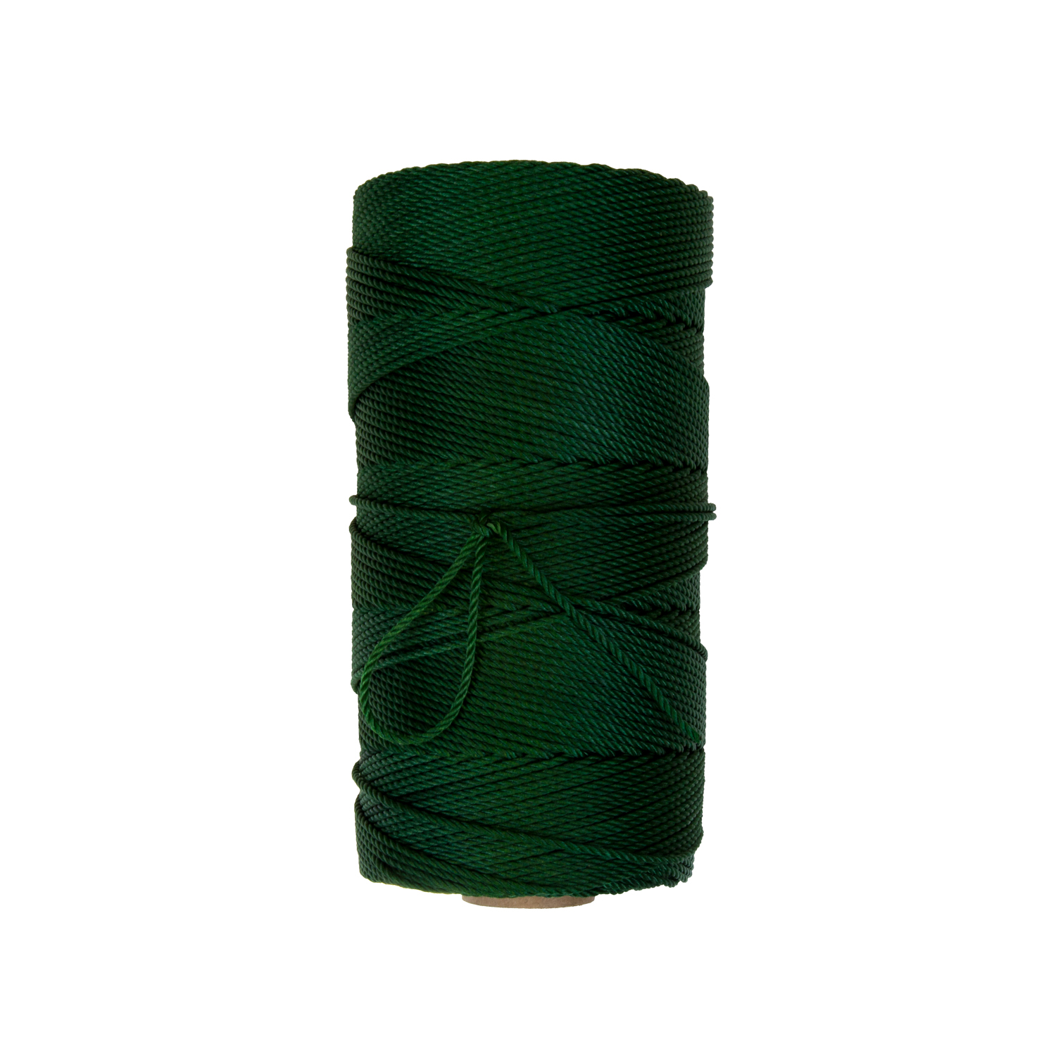 Dyed Green Seine Twine