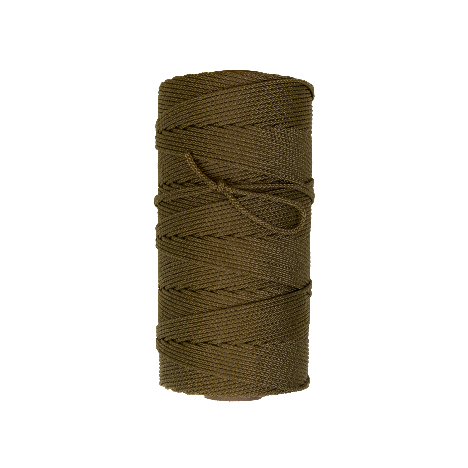 Regular Braid - Firestone Gold - Braided Firestone Gold twines have always been a favorite with commercial fisherman for net hanging, mending, and repair. Packaged in 1 lb tubes but bulk carton put-ups are also available.