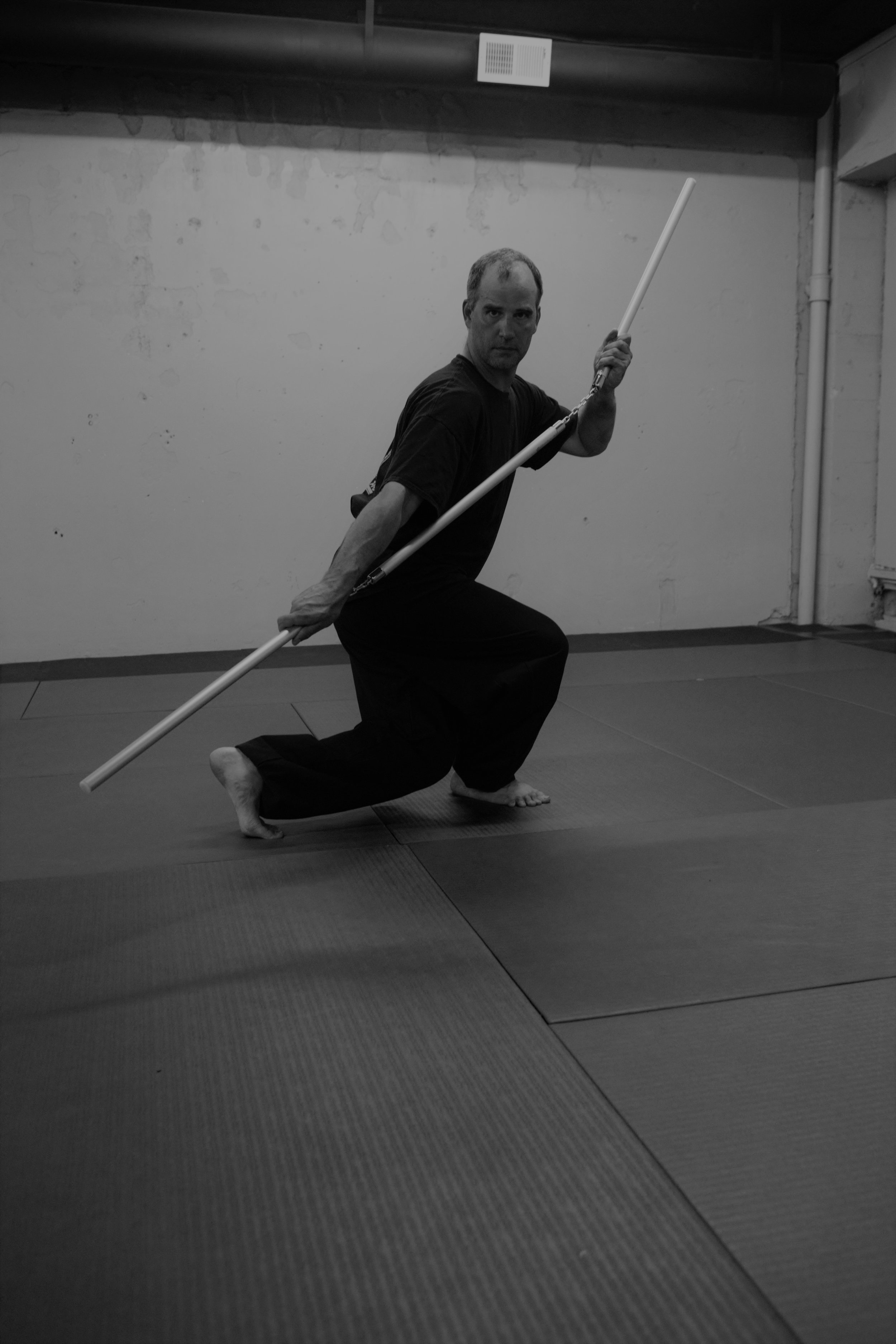 - Mr. Rabourn dabbled in Karate as a teenager, but didn't start committed Kung Fu training until after college under Sifu Anjaz, August, 1993. As a person who enjoys many different outdoor pursuits ranging from mountain climbing to kayaking, Kung Fu training provided increased focus, strength, endurance, flexibility and confidence for these other passions. Once Mr. Rabourn discovered his love of teaching through kung fu, that interest led him into also teaching downhill skiing. The mental and physical skills he practices in Kung Fu help him daily in his career as an environmental professional restoring and protecting salmon habitat.