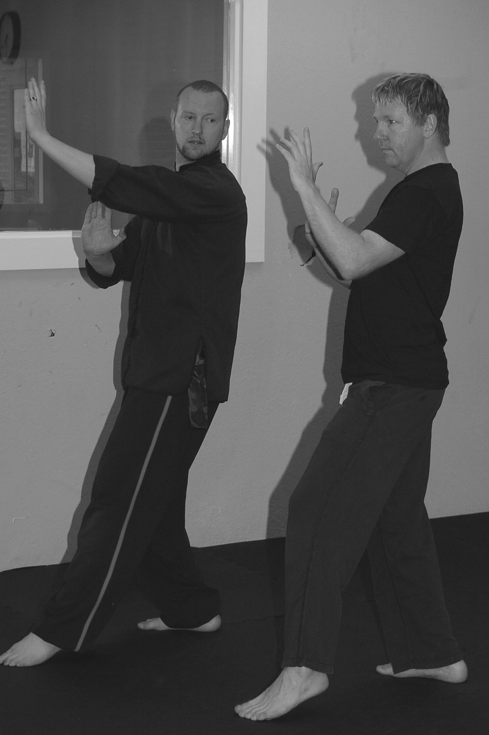 - All new students start with private instruction prior to participating in group classes. This process is part of our beginners program designed for new members to gain confidence in the basics before training with other adults.