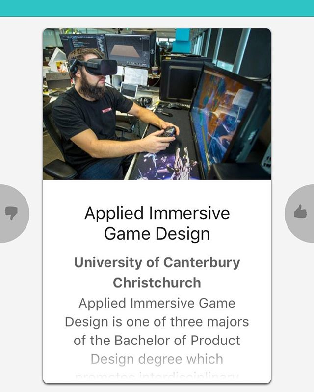 Applied Immersive Game Design?? Discover this and explore over 2000 courses on Pondr! 👩🎓📚👨💻