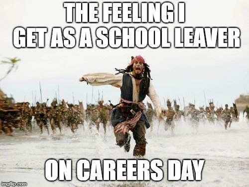 Overwhelmed by all the options after high school? Don't be!! ☺️ Jump onto Pondr and simplify 🕺🏻💃 #pondrnz #studentlife #careersday