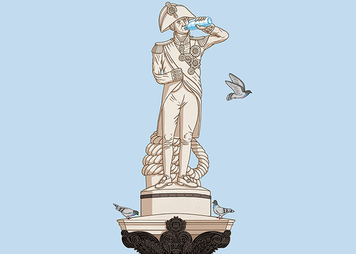 Hit the Bottle:London is starting the fight against the plastic bottle. - The London Magazine