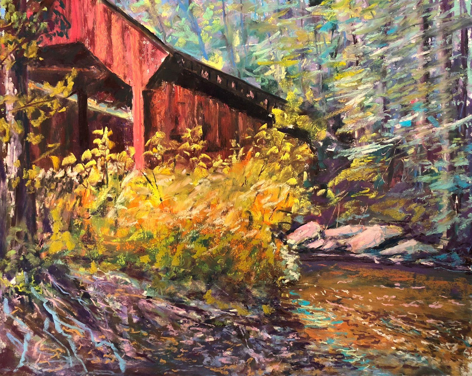 Al Richards, Mary Ann Pyle Bridge