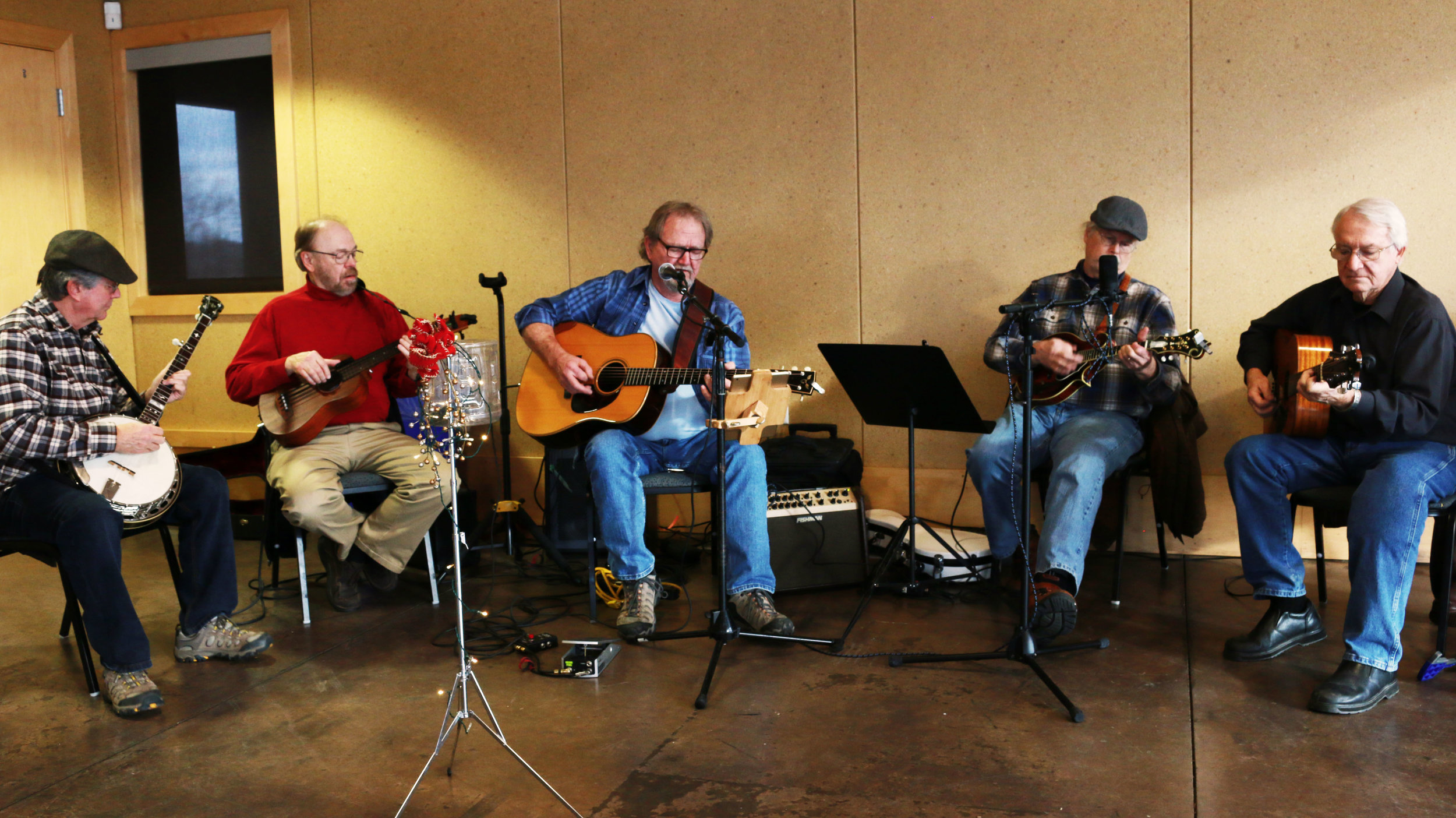 Alternate Route Bluegrass Band