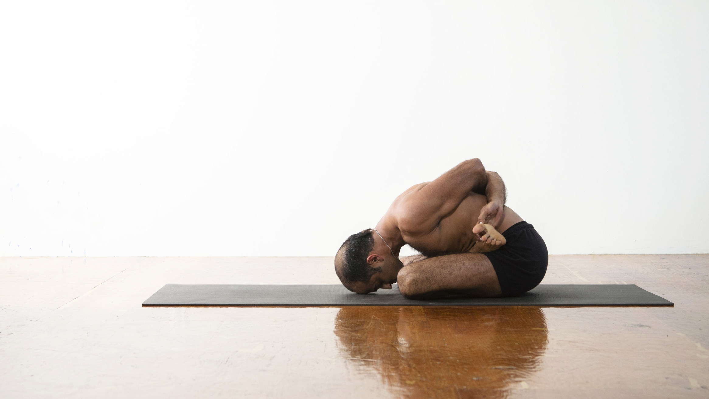 """WIth a Firm Grip on the Finite, a move towards the Infinite. Drawing the Fragrance"" —BKS Iyengar, The Art of Yoga"